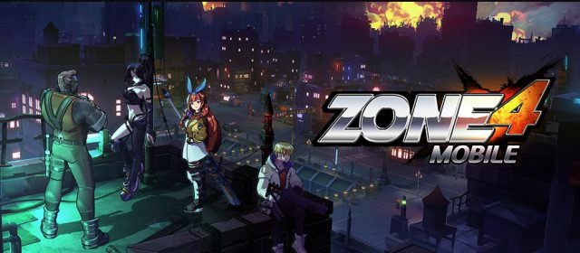 Zone4 Mobile ที่จะมาในรูปแบบมือถือ เกมไฟท์ติ้ง RPG