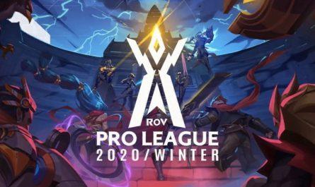 RoV Pro League 2020