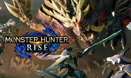 Monster Hunter Rise
