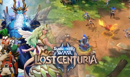 Summoners War : Lost Centuria