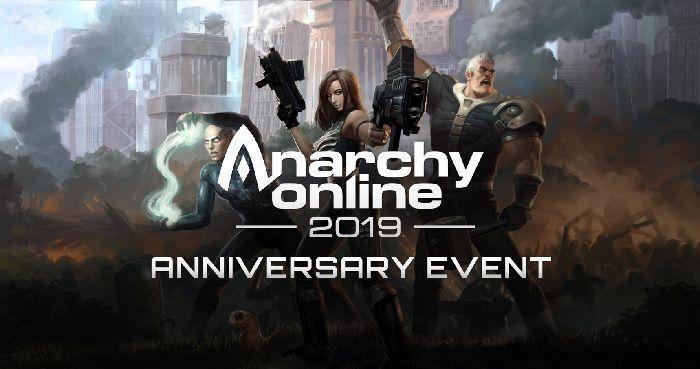 Anarchy Legends Online
