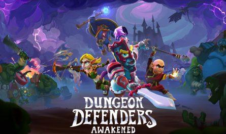 Dungeon Defenders Awakened