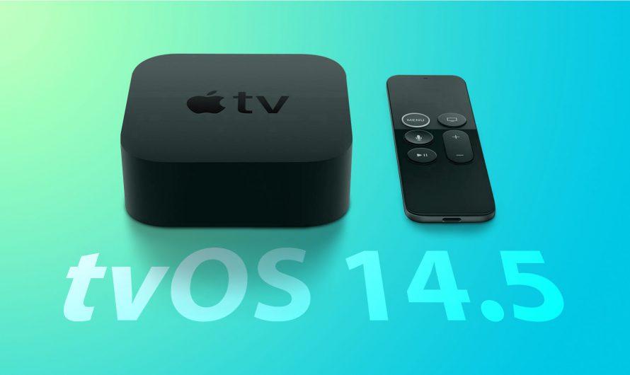 tvOS 14.5 ออกพร้อมรองรับคอนโทรลเลอร์ PS5 / XSX การปรับเทียบสมดุลสี